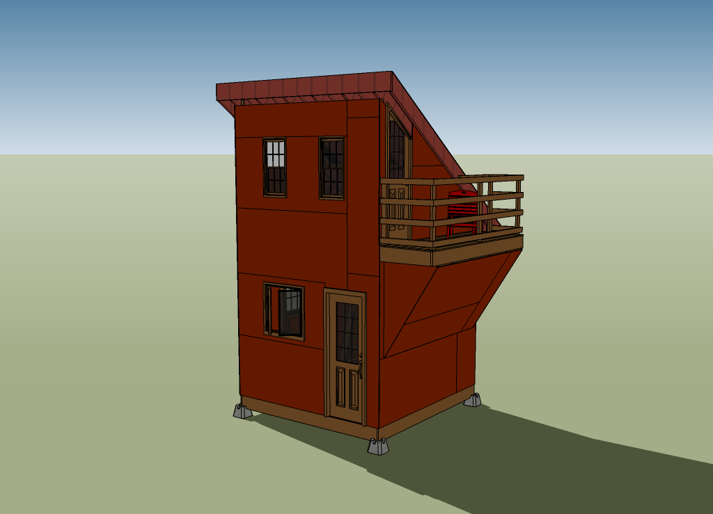 Bens Tiny House Design Tiny House Design
