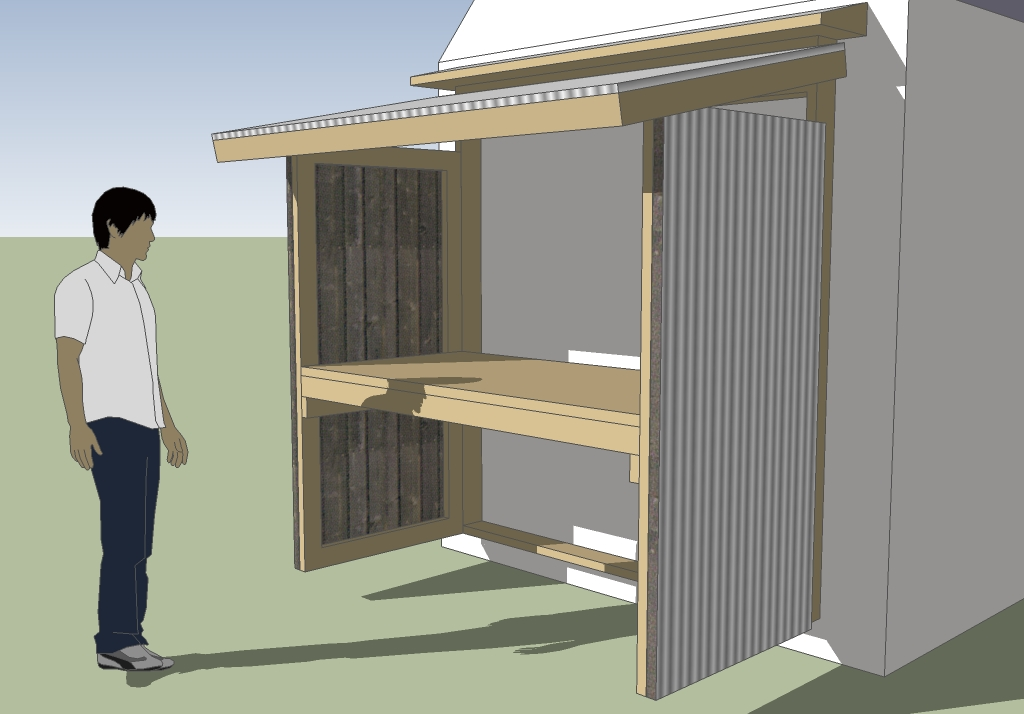 Fold Up Workbenches Plans
