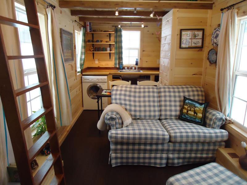 Brevard Tiny House Company - Tiny House Design