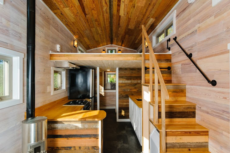 MH by Wishbone Tiny Homes